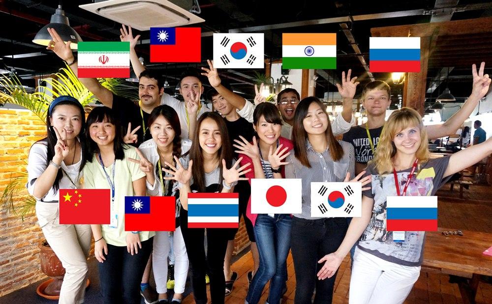 студенты QQEnglish