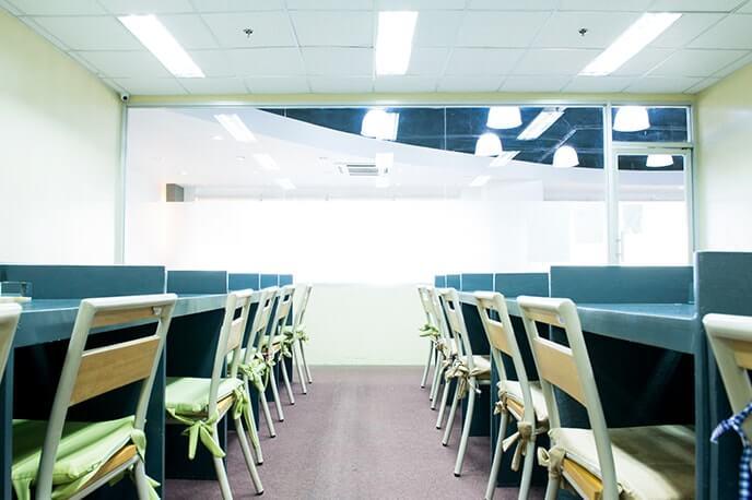 Комната для самостоятельный занятий IT Park