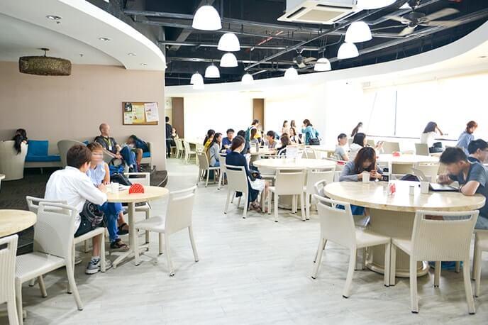 Школьная столовая IT Park