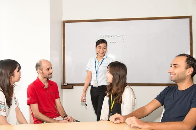 Уроки английского в мини группе