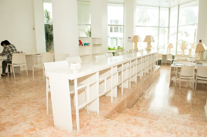 Комната для самостоятельного обучения Seafront