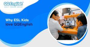 дети QQEnglish английский для детей