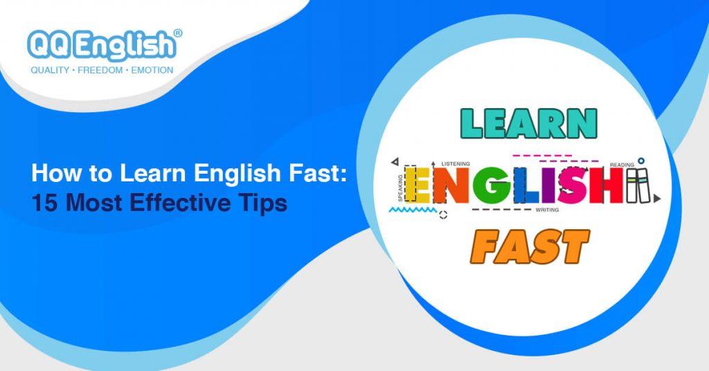 английский быстро