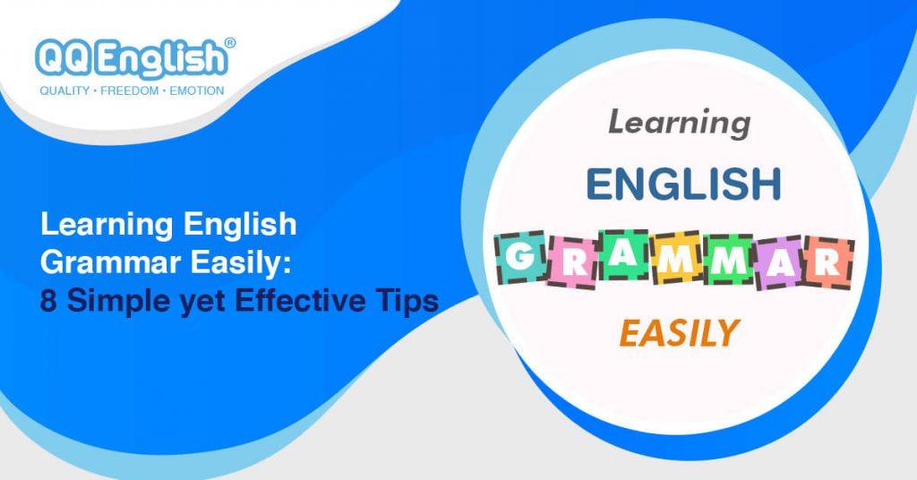 Грамматика английского языка: 8 простых, но эффективных советов