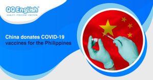 Помощь Филиппинам от Китая в поставке вакцины против COVID-19