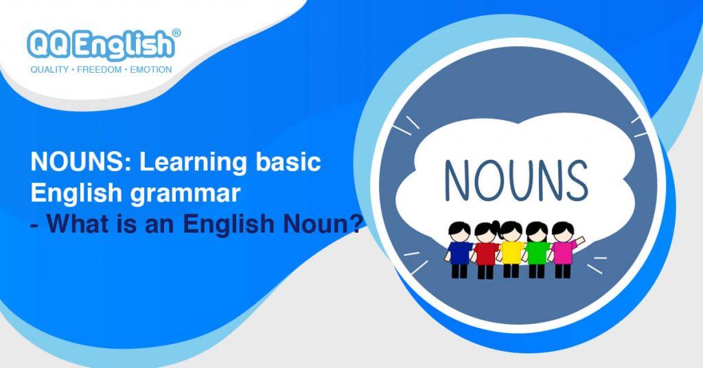 Существительные в английском