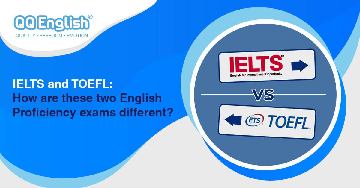 IELTS и TOEFL: в чем разница?