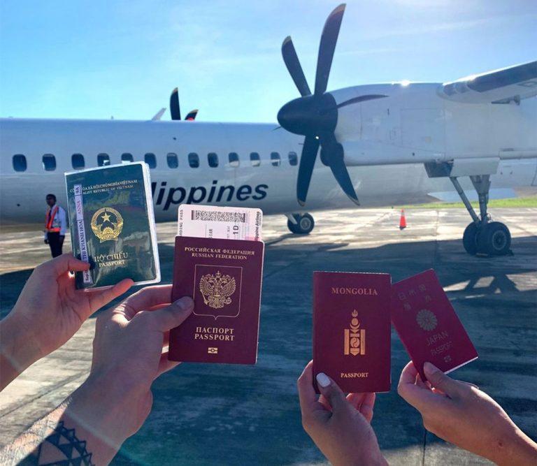 нужна ли виза на филиппины